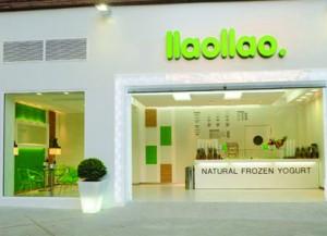 Rocio espina yogures helados que combinan frescor con - Diseno de interiores heladerias ...